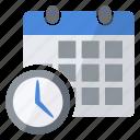 control, date, time, calendar