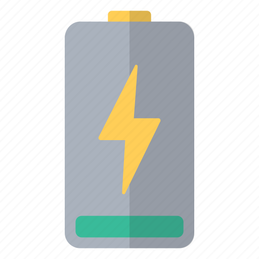 battery, charge, charging, hardware, one, power, tenth icon