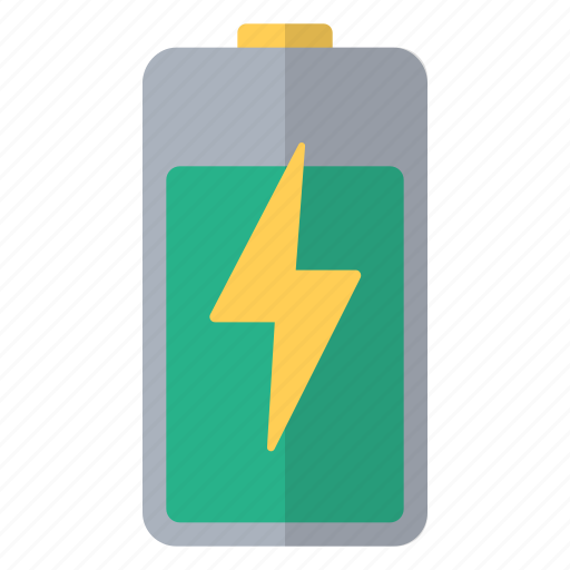 battery, charge, charging, green, hardware, high, power icon