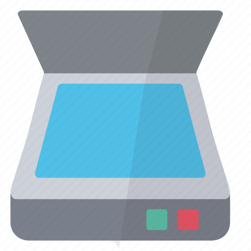 copy, document, hardware, network, scan, scanner, tool icon