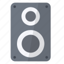 audio, hardware, network, sound, speaker, speakers, system icon