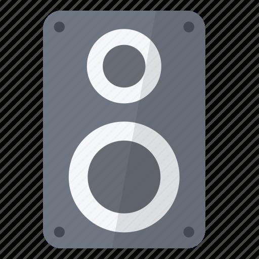 audio, hardware, network, sound, speaker, speakers, system icon
