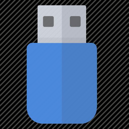 data, hardware, information, key, network, storage, usb icon