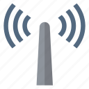 computer, hardware, internet, network, phone, signal, wifi icon