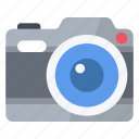camera, device, hardware, high angle, photo, photography, pictures icon
