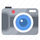 camera, device, hardware, photo, photography, pictures icon