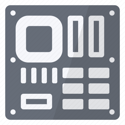 circuit, component, electronics, hardware, motherboard, network, printed icon