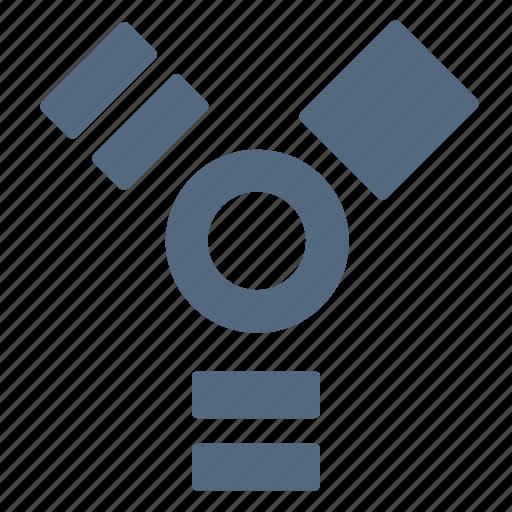 firewire, hardware, network icon