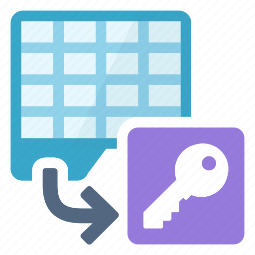 access, document, export, spreadsheet icon