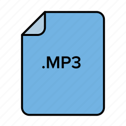 audio, document, documents, file, file format, format, media, mp3, sound, speaker, volume icon