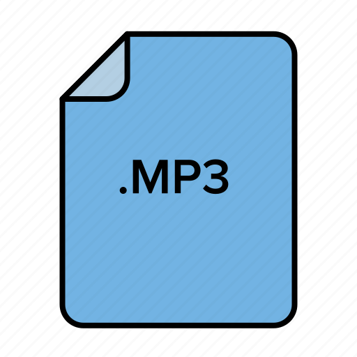 audio, document, documents, file, file format, format, media, mp3, sound, speaker, volume icon