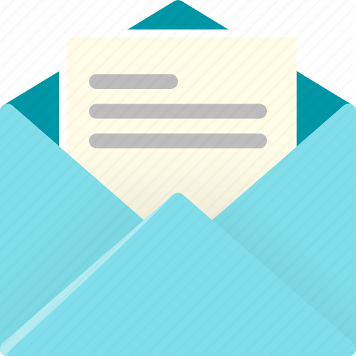 brief, communication, email, inbox, letter, mail, message icon