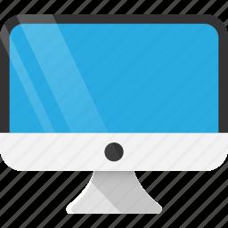 apple, computer, desktop, device, mac, monitor, screen icon