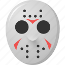 celebration, halloween, horror, mask, scary, spooky icon