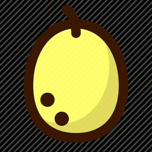 food, fruit, fruits, gastronomy, health, healthy, maracuya icon