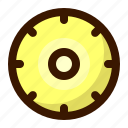 cooking, food, fruits, pineapple, slice, sweet, tropical icon