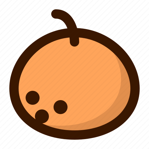 food, fresh, fruit, fruits, healthy, tangerine, tropical icon