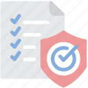 compliance, data, data protection, gdpr icon