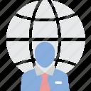 data protection, eu, gdpr, regilation icon