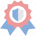 award, data, guarantee, policy, privacy, security icon