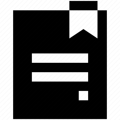 bookmark, dd, document, favorites icon