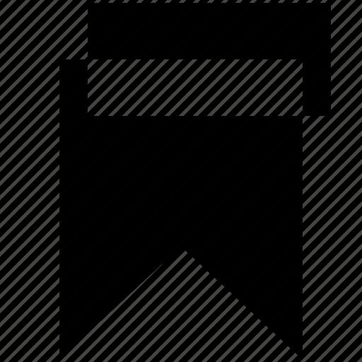 bookmark, favourite, mark, preference icon