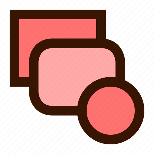 graphics, morphing, shape, shapes icon