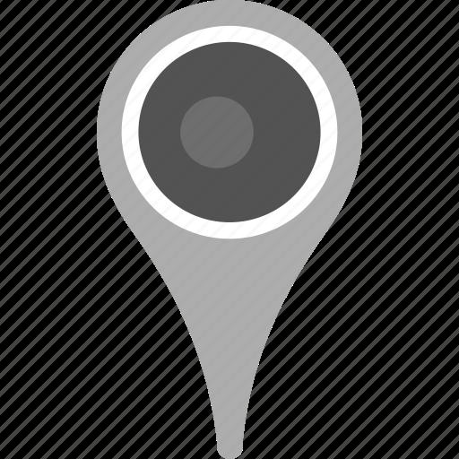 bangladesh, country, county, flag, map, national, pin icon