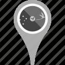 christmas island, country, county, flag, map, national, pin icon