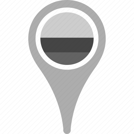 colombia, country, county, flag, map, national, pin icon