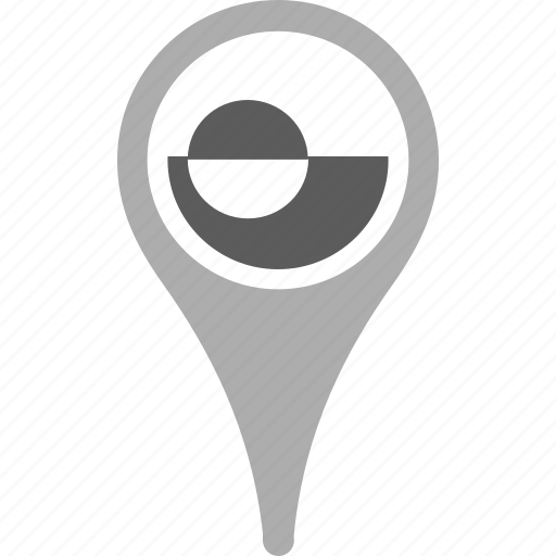 country, county, flag, greenland, map, national, pin icon