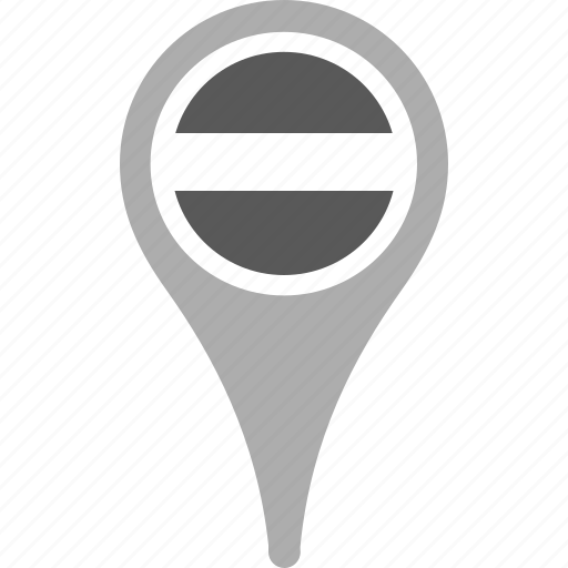 country, county, flag, latvia, map, national, pin icon