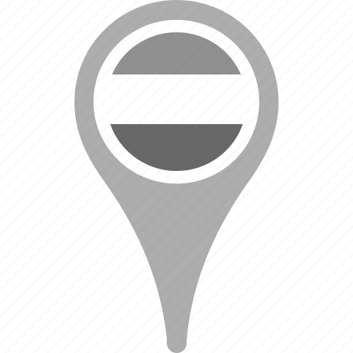 country, county, flag, map, national, pin, sierra leone icon