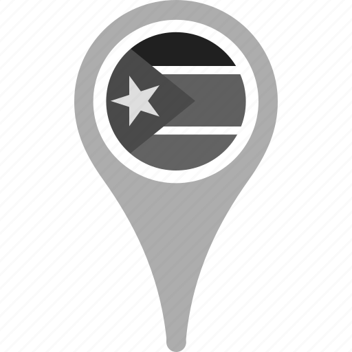 country, county, flag, map, national, pin, south sudan icon