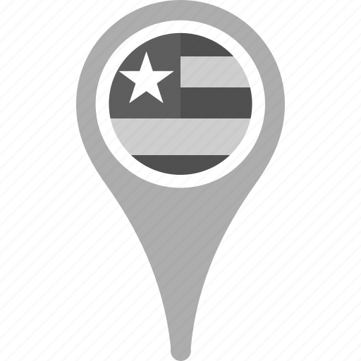country, county, flag, map, national, pin, togo icon