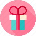 box, celebration, gift, holiday, package, present icon
