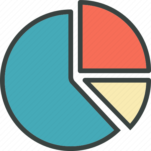 analyze, chart, pie, pie chart, report, reports, statistics, stats icon