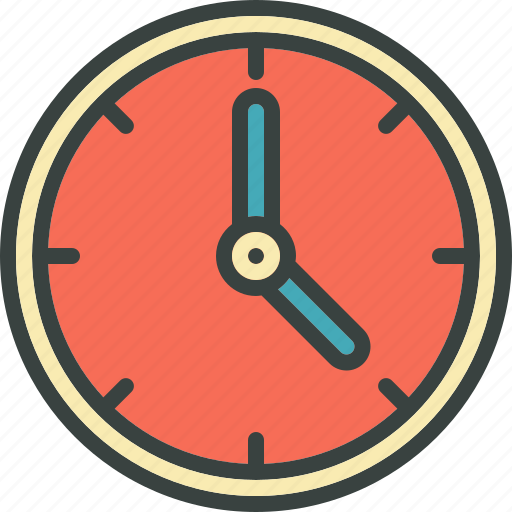 appointment, clock, exact, schedule, time, watch icon