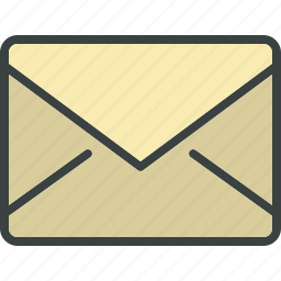 email, envelope, mail, send icon