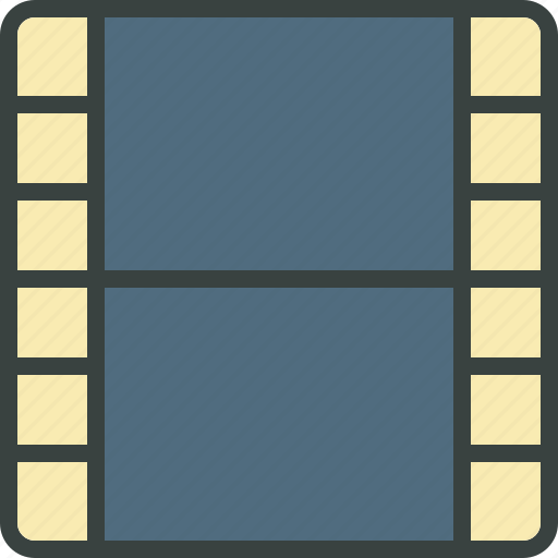 cinema, film, filmroll, filmstrip, movie, projector icon