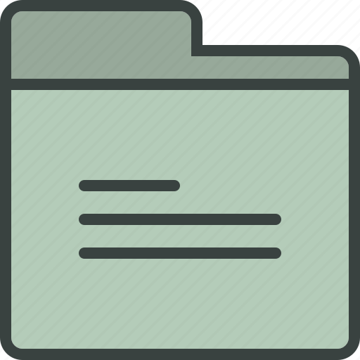 archive, archiver, categorize, category, documents, files, folder, organizer icon