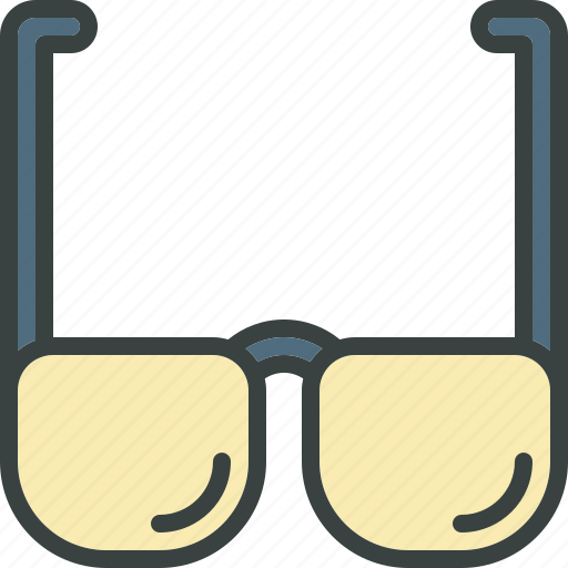 find, glasses, in, magnify, old, search, seek, zoom icon