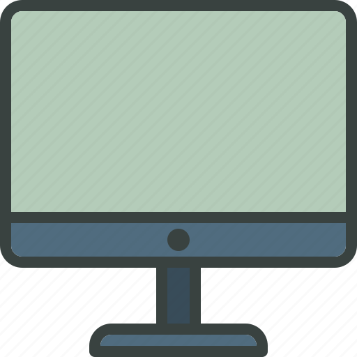 apple, computer, desktop, imac, macintosh, pc, screen, working machine icon