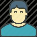 profile, man, user, avatar