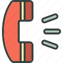 answer, call, client support, customer support, handle, phone, phone call, phone handle, phone support, ringing, support, technical support icon