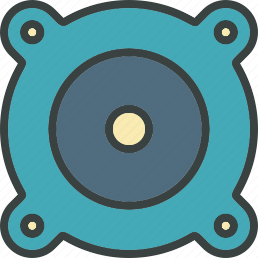 bass, beat, low frequency, low sound, melody, music, pulse, sound, subwoofer, volume icon