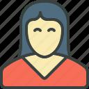 avatar, profile, user, woman