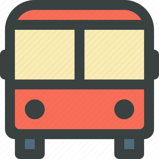 bus, delivery, delivery truck, school bus, shipping, transport, transportation, travel, vehicle icon