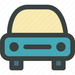 automobile, car, family car, holiday, journey, traffic, transport, transportation, travel, vacation, vehicle icon