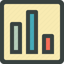 analytics, bar chart, business, chart, diagram, finance, financial, graph, pipe, report, reports, statistics, stats icon